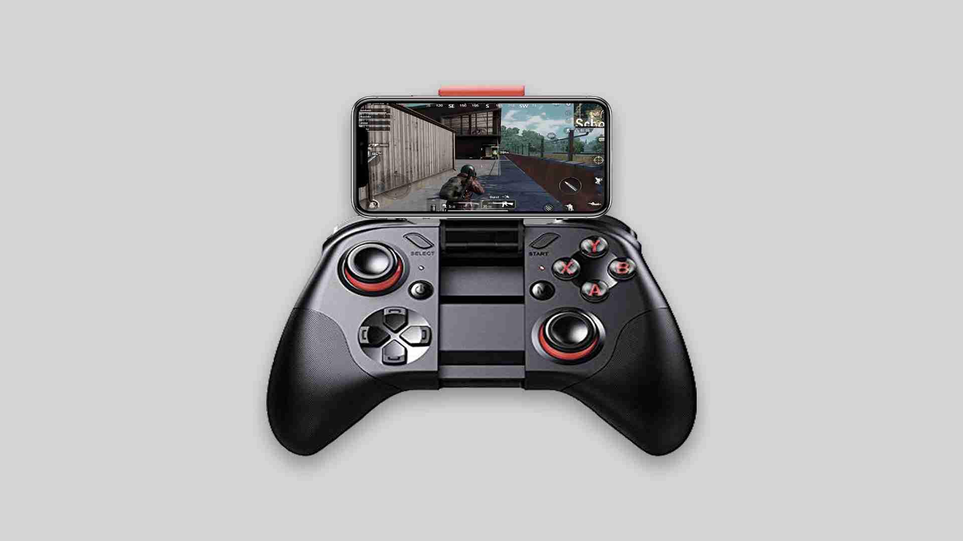 best pubg mobile controller