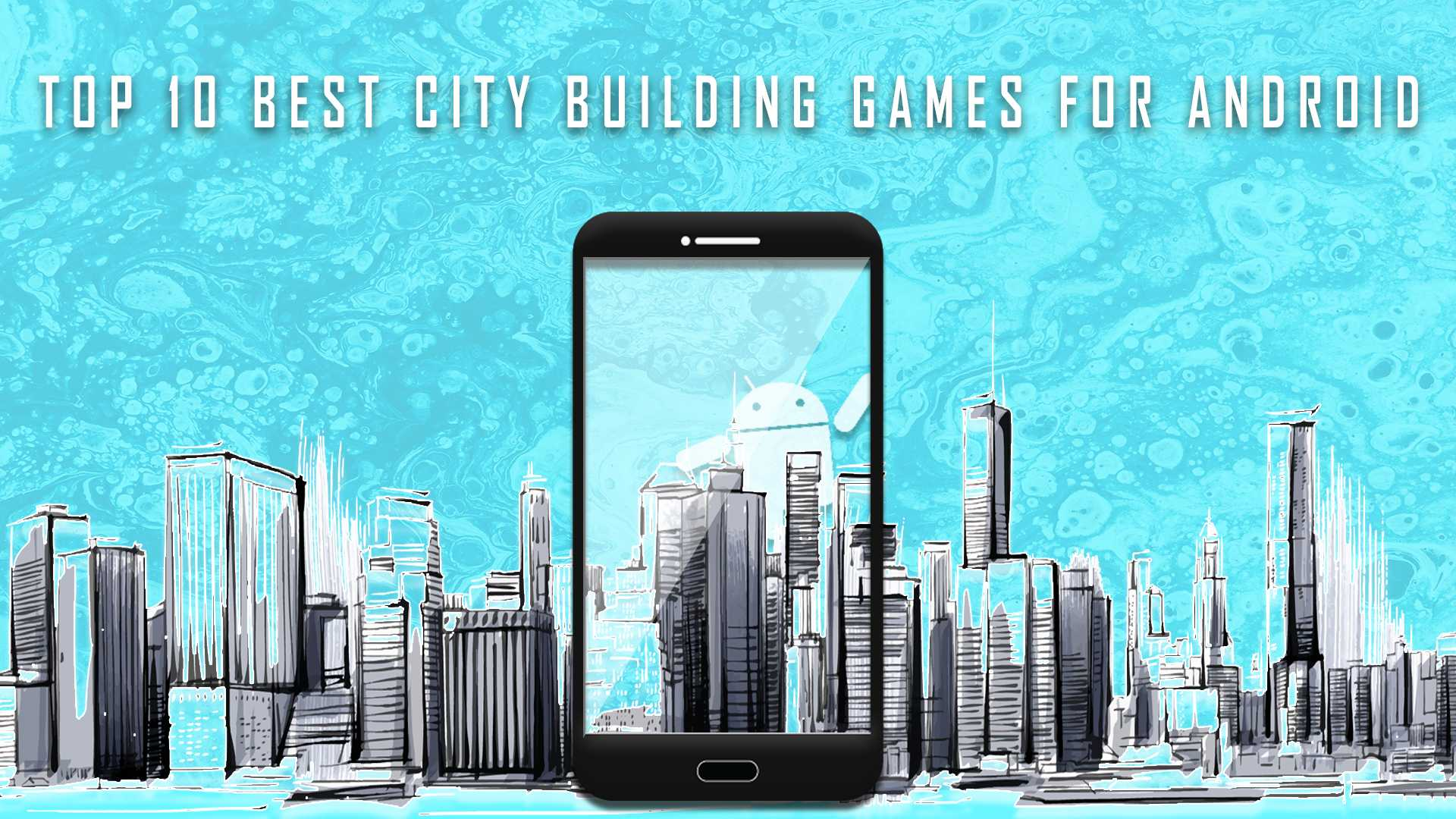 TOP 10 BEST CITY BUILDING GAMES FOR ANDROID