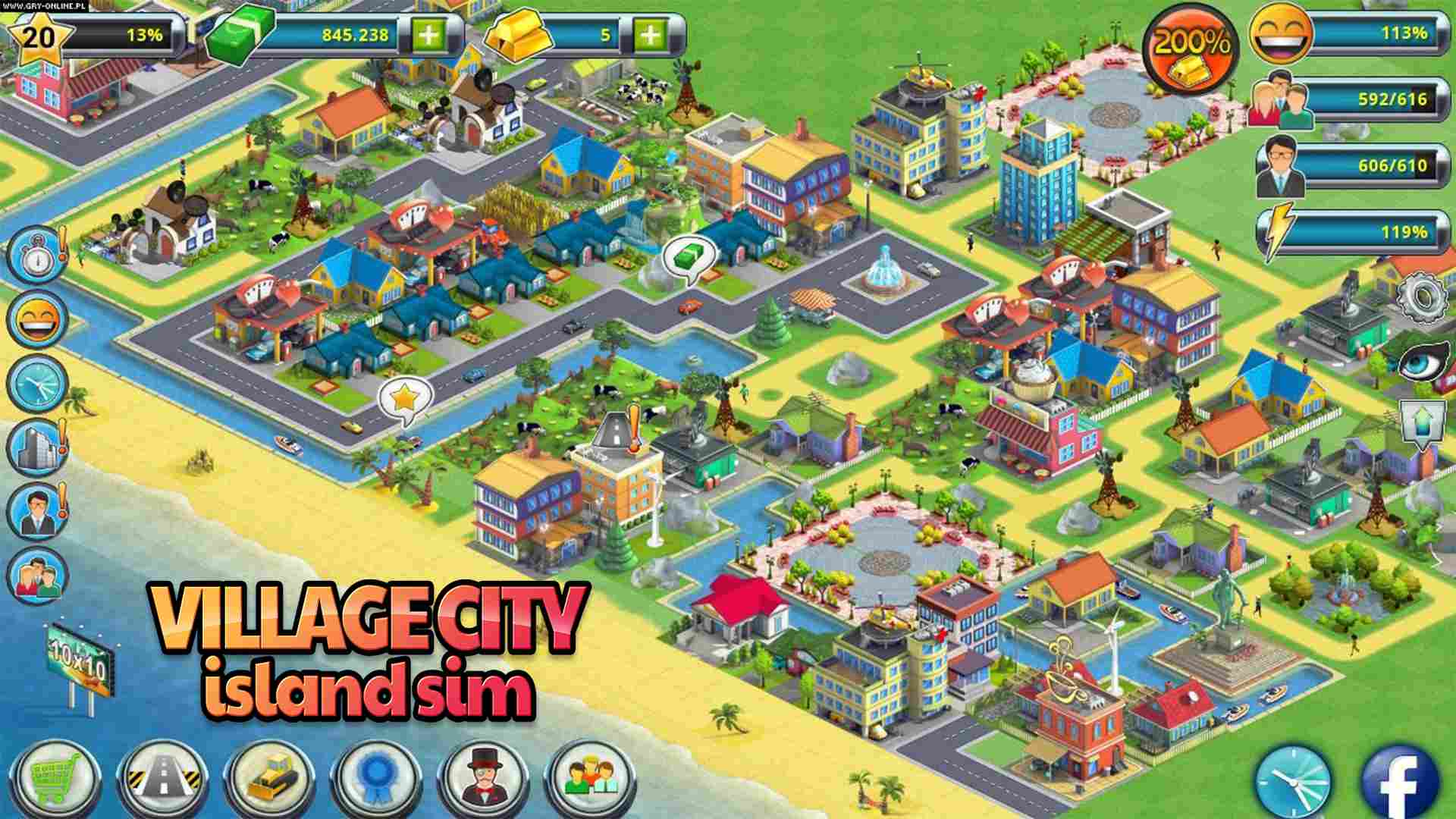 best android city building games