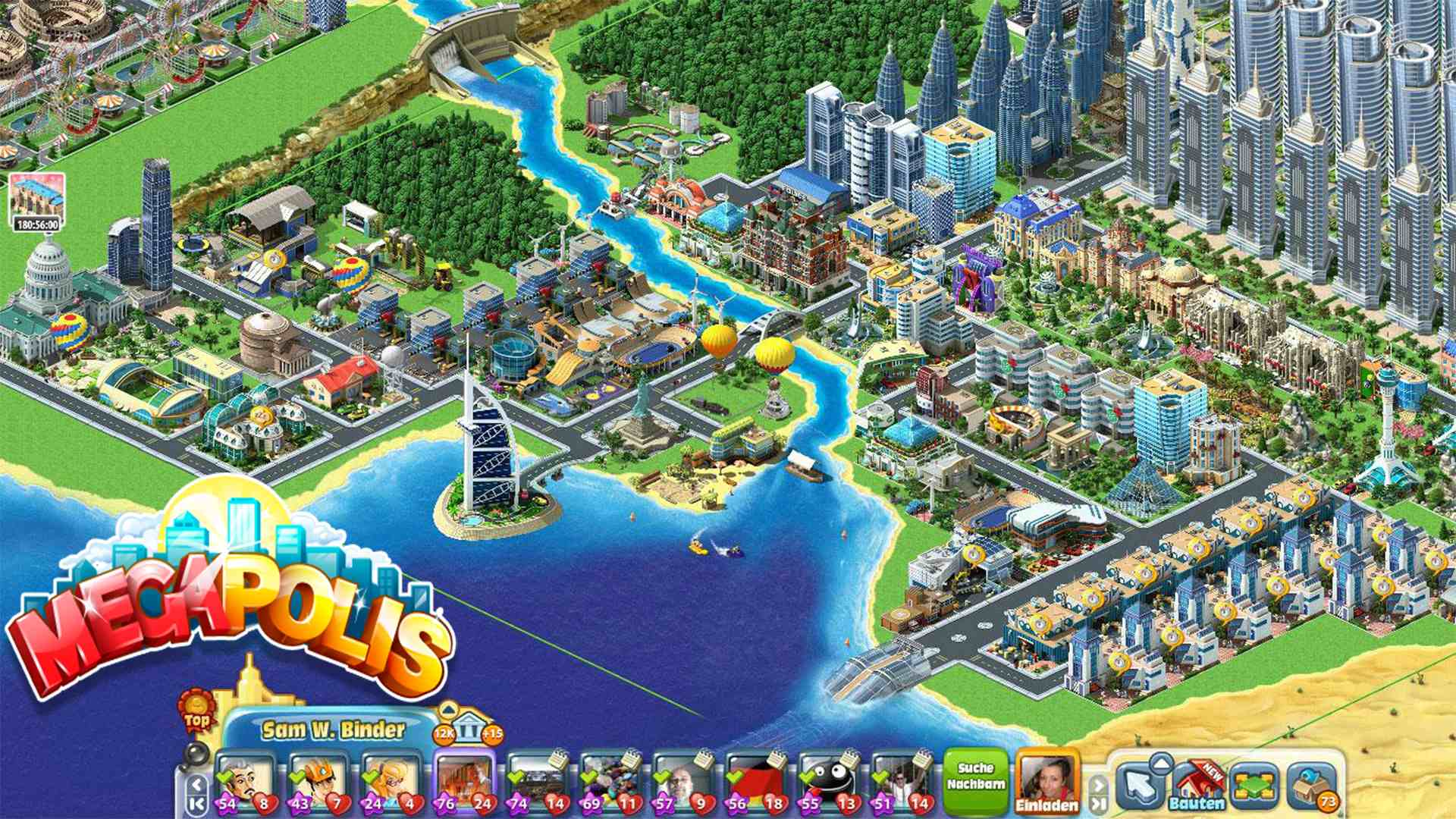 best city building games android 2019