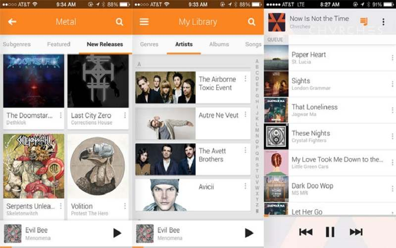offline music downloader for iphone
