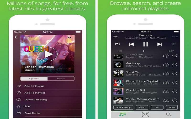 10 Best Music Apps For Iphone Offline Developing Daily