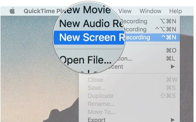 how to record audio on macbook air