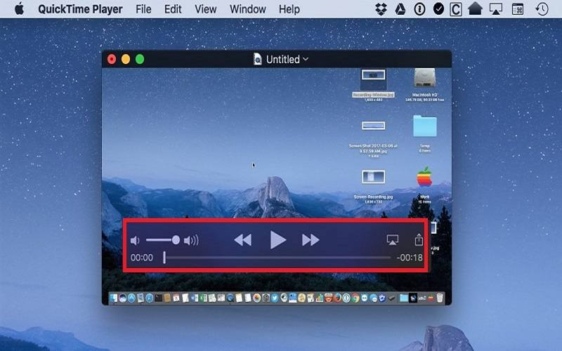 screen recorder for mac free download