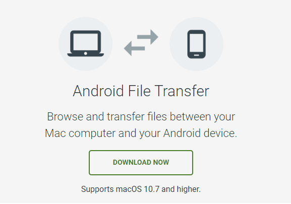 How to transfer files from android to mac? (Various ways explained)