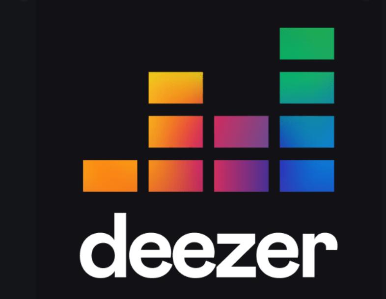 Deezer music app