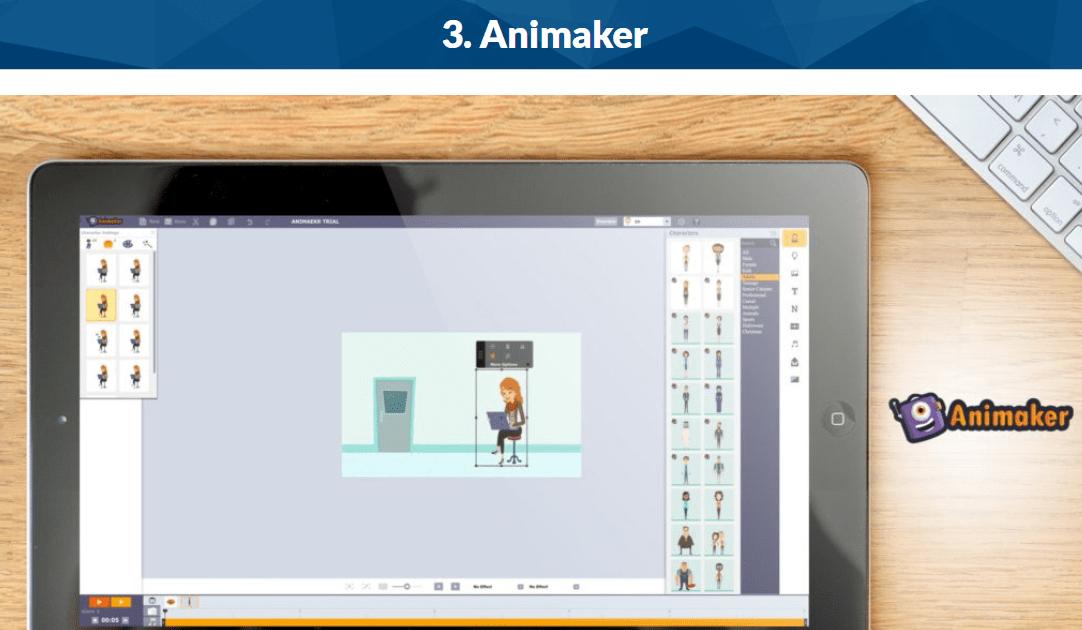 best desktop animation software for windows