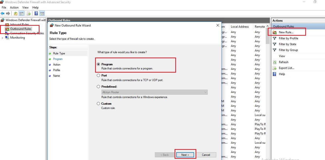 block-program-using-firewall
