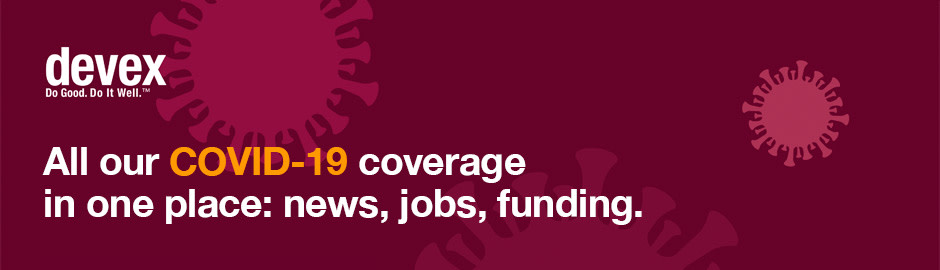 All our COVID-19 coverage in one place: news, jobs, funding.