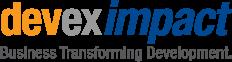 Logo devex impact