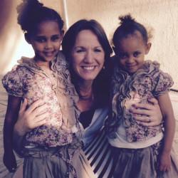 Kristie in ethiopia