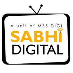 Sabhi digital logo dp300
