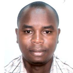 Passport size photo