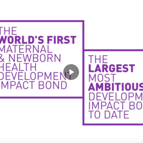 Innovative Financing: Unlocking the Potential of Development Impact Bonds