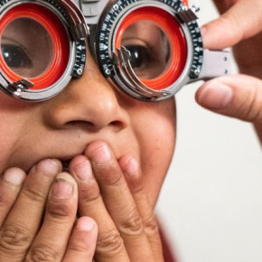 """Download the Report - """"Eliminating Poor Vision in a Generation: What will it take to eliminate poor vision by 2050"""""""