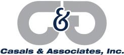 Casals inc blue logo