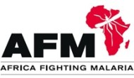 Africa fighting malaria logo