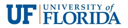 Uf university of florida
