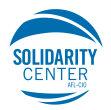 Solidarity center logo aflcio  1