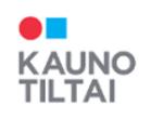 Kauno tiltai logo