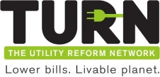 The utility reform network logo