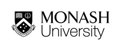Monash university logo 2016 black