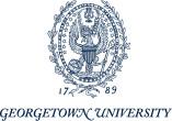 Georgetown logo bluergb