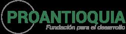 Logo web proantioquia 2016