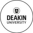 Deakin university logo 0
