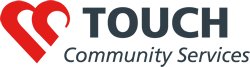 Touch site logo