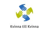 Kvina till kvina logo