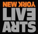 New york live arts logo neg