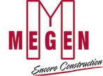 Megen logo pms201
