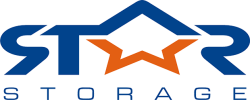 Logo star storage