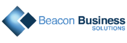 Beacon business solutions website logo