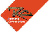 Raghava construction logo