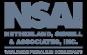 Nsai logo footer blue