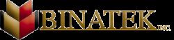 Binatek logo en