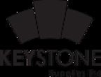 Keystone logo retina