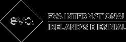 Eva logo black text