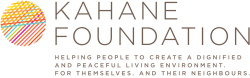 Kahane foundation logo full sub