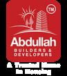 Abdullah logo new white