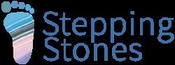 Stepping stones web logo