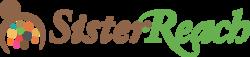 Sisterreach web logo color