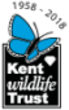 Kent wildlife trust diamond logo