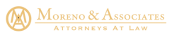 Moreno and associates logo