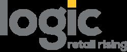 Logic logo tag hex dk