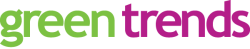 Green trends logo