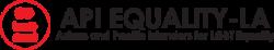Api equality la logo