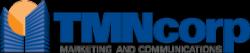 Tmn logo blue